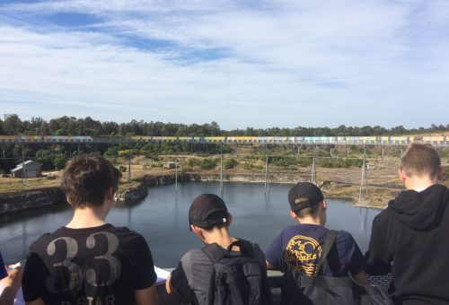 Geography Excursion To Sydney Olympic Park